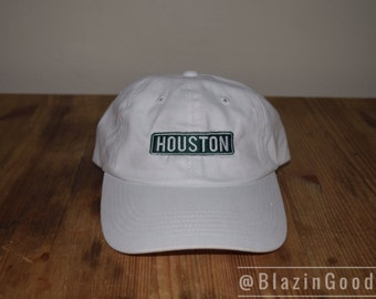 Houston Street Sign Cap