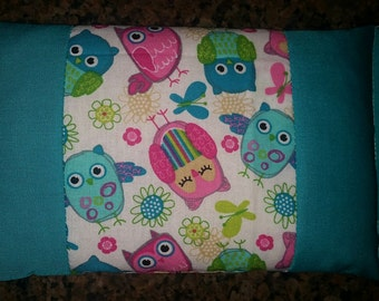 Owl Hot/Cold Therapy Bag