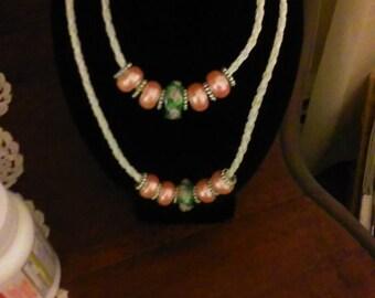Matching Necklace Sets  &  Charm Bracelet