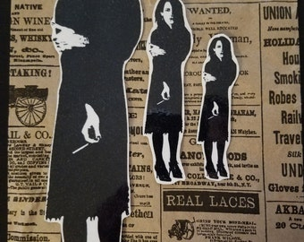 Rozz Williams magnets