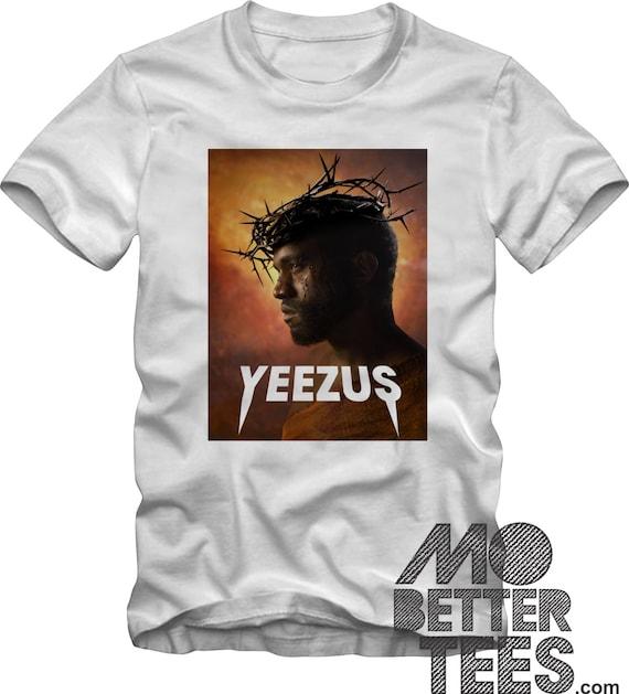 Kanye Passion T-Shirt Yeezus Graphic Tee