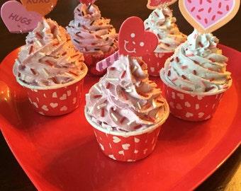 Sweet Treats Fake Cupcakes (5)