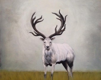 White Deer Gold Field