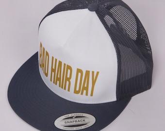 Cap BAD HAIR DAY navyblue
