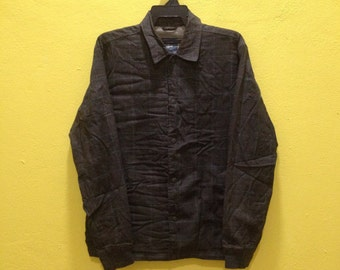 Vintage jacket stussy Jacket  Hip hop Rap Skateboard Streetwea