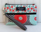 Springdale Sterling Padded Wristlet Mini Purse