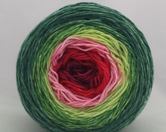 Watermelon Panoramic, 150g Greatest of Ease, dyed to order
