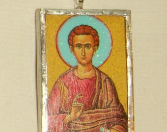St Philip the Apostle Pendant inv1693