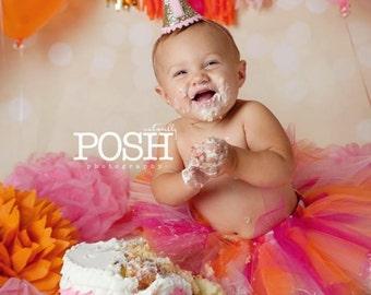 Cake Smash Tutu, First Birthday Tutu, Newborn Tutu, Princess Tutu, Toddler Tutu, Baby Tutu, Birthday Tutu, Baby Gift Costume Tutu