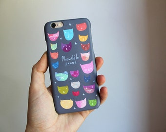Meowbile Phone case