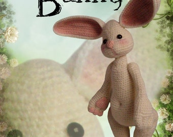 14 - Little Bunny (Crochet Pattern)
