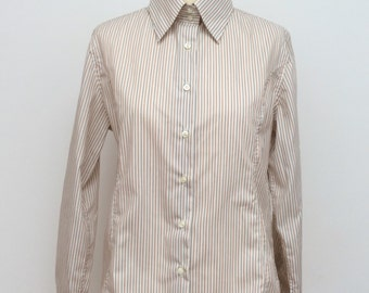 Striped shirt, Women's shirt, Colourful stripes