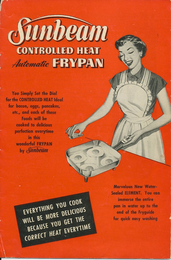 Ge Electric Fry Pan Manual