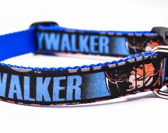 Luke Skywalker Star Wars Dog Collar