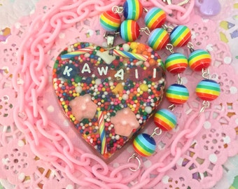Kawaii Candy Necklace
