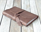 Large Rustic Leather Journal, Sketchbook