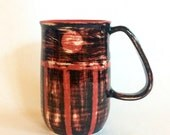 Mug - Red and Black