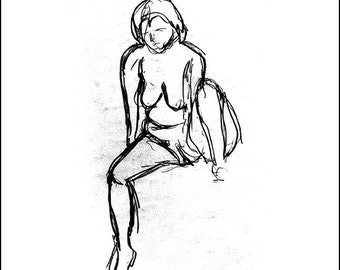 Gesture Figure Study 3