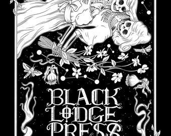 Black Lodge Press Print/Poster