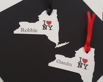 I love NY New York gift tags