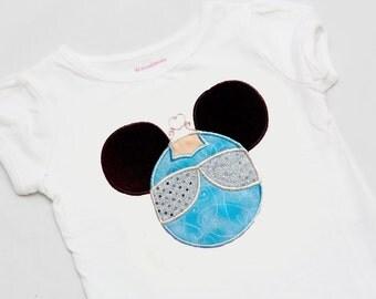 Cinder Princess Mouse Ears Shirt