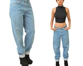 All the Boys High Waisted Blue LEVIS Jeans// M