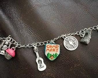Camp Mars 2015 bracelet- please read description!