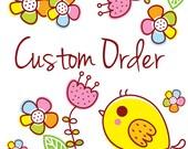 Custom Order for Teresa and XO Olivia Pokemon Go for Nov 4
