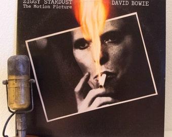 """ON SALE David Bowie """"Ziggy Stardust: The Motion Picture"""" Vinyl Record Album (Original 1983 RCA Records 2Lp Gatefold)"""