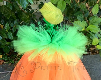 Pumpkin tutu, pumpkin costume, halloween costume, infant costume, toddler costume, pumkin dress, pumpkin tutu dress, pumpkin tutu, pumpkin