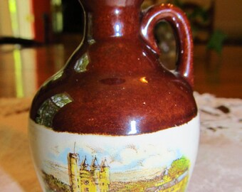 Balmoral Castle mini whiskey jug