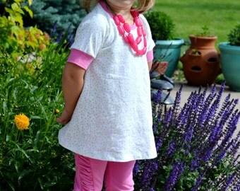 Sew Like My Mom Posey Tunic PDF pattern 12m - 8