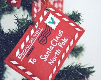 "Bits & Pieces Kit ""To Santa Claus"" scrapbook kit"
