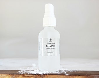Beach Hair Perfume | Coconut & Vanilla | 100% natural and vegan