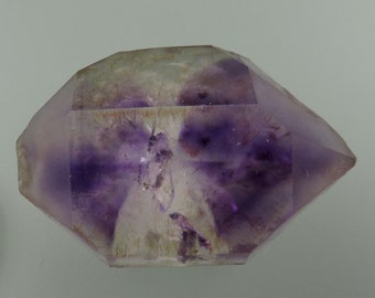 Amethyst Hour Glass Double Terminated 100% Natural Crystal from 49erMinerals Stock#C1356, free U.S. shipping