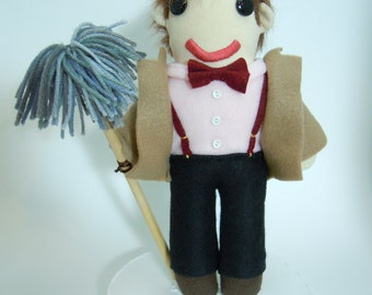 Doctor Who Eleventh Doctor Pandorica Plush Doll