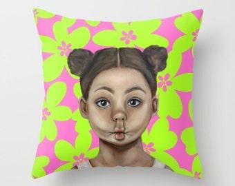 Chloe Floral Cushion Cover