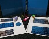 Nail Stamping Plate Organizer Binder Sheets Nail Polish