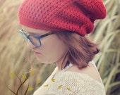 The Bitter Bohemian Slouchy Hat Crochet Pattern