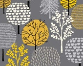 Woodland Gold, limited edition giclee print