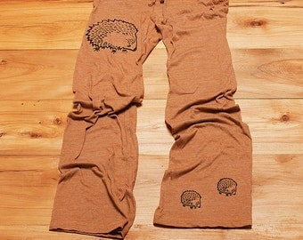 me and mama Hedgehog Pants, Mother's Day, Lounge Pants, Maternity Pants, S,M,L,XL