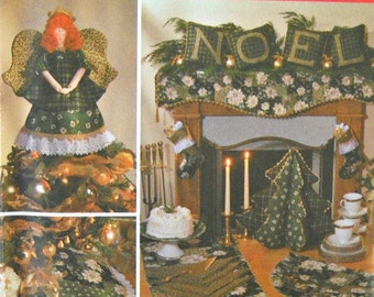 Simplicity 7846 Holiday Pattern Collection