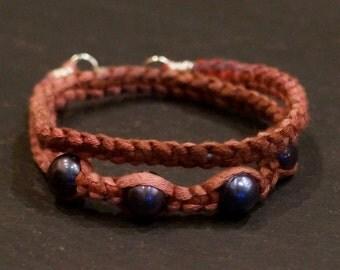 Phoenix Rising/kaleidoscope/warrior wrap/bracelet/necklace