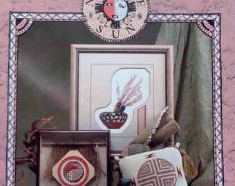 Cross Stitch Pattern PUEBLO HEIRLOOMS By Native Sun