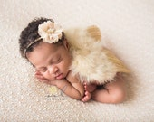 Gold Newborn Angel Wings Gold Baby Angel Wings And Headband Set Newborn Photo Prop