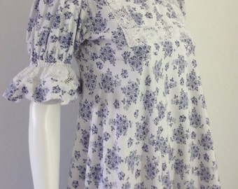 Early Laura Ashley Dress