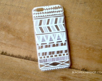 Aztec Clear iPhone 6 Case