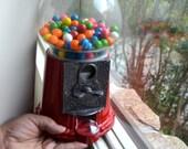 Vintage 1985 Carousel gumball dispenser