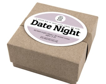 Date Night Ideas with Kids, Fun Date Ideas, Family Fun Night, Date Night Box, Date Night Activities, Mommy and Me, Daddy and Me, Theme Night