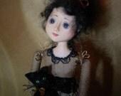 Marjolaine ~ OOAK Art Doll